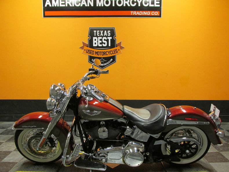 Softail Classic Car Value