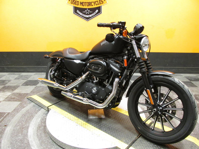 2013 harley davidson sportster 883 iron xl883n for sale 75495 mcg. Black Bedroom Furniture Sets. Home Design Ideas