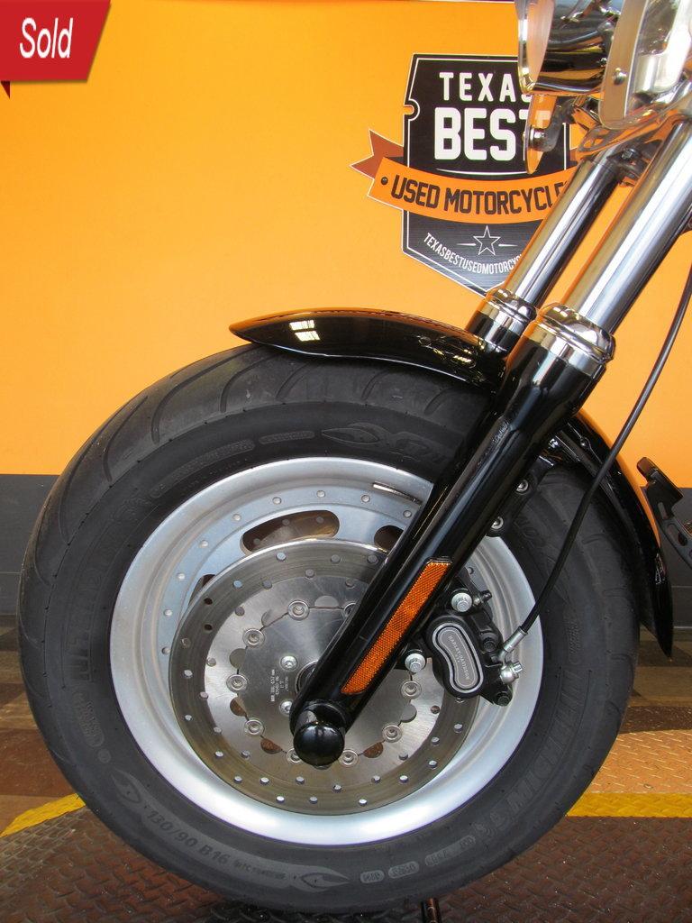 2009 2009 Harley-Davidson Dyna Fat Bob For Sale