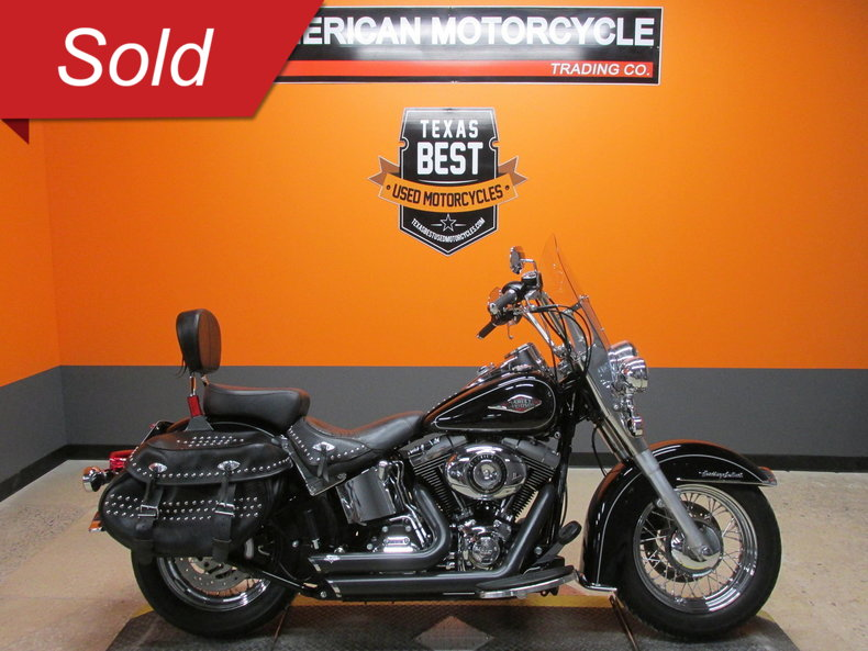 2013 Harley-Davidson Softail Heritage Classic