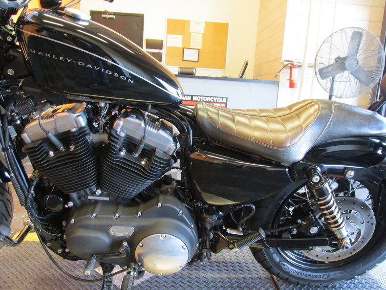 2008 2008 Harley-Davidson Sportster 1200 For Sale