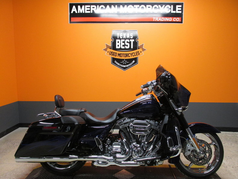2016 Harley Davidson CVO Street Glide For Sale