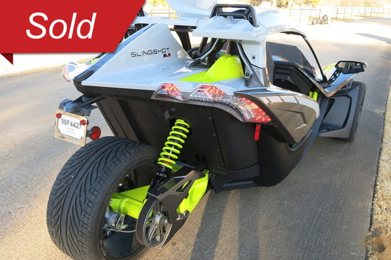 Polaris Vehicle