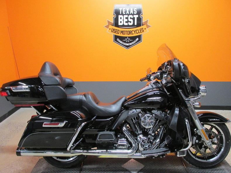 2015 Harley-Davidson Ultra Classic   My Classic Garage
