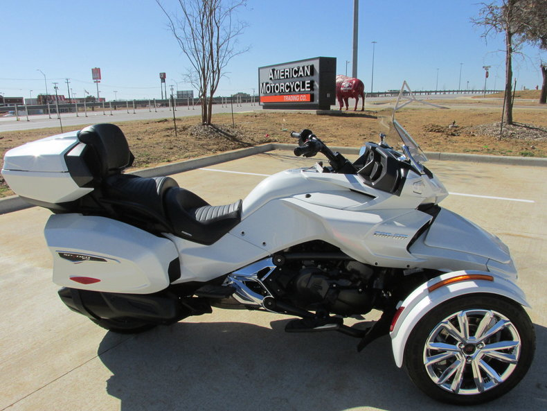 2017 Can Am Spyder