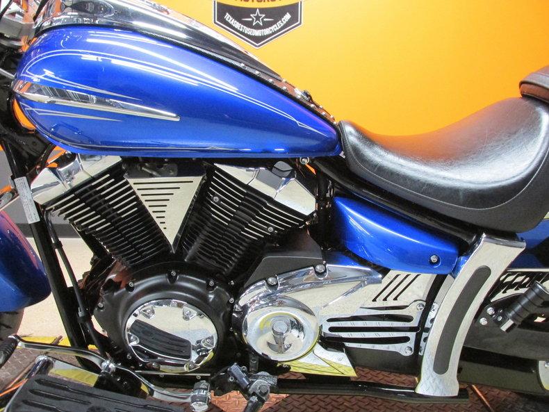Inch Windscreen On Yamaha V Star