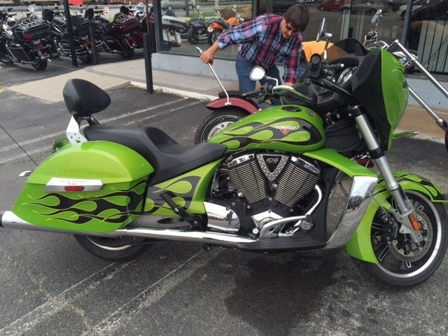 2013 2013 Victory Cross Country For Sale