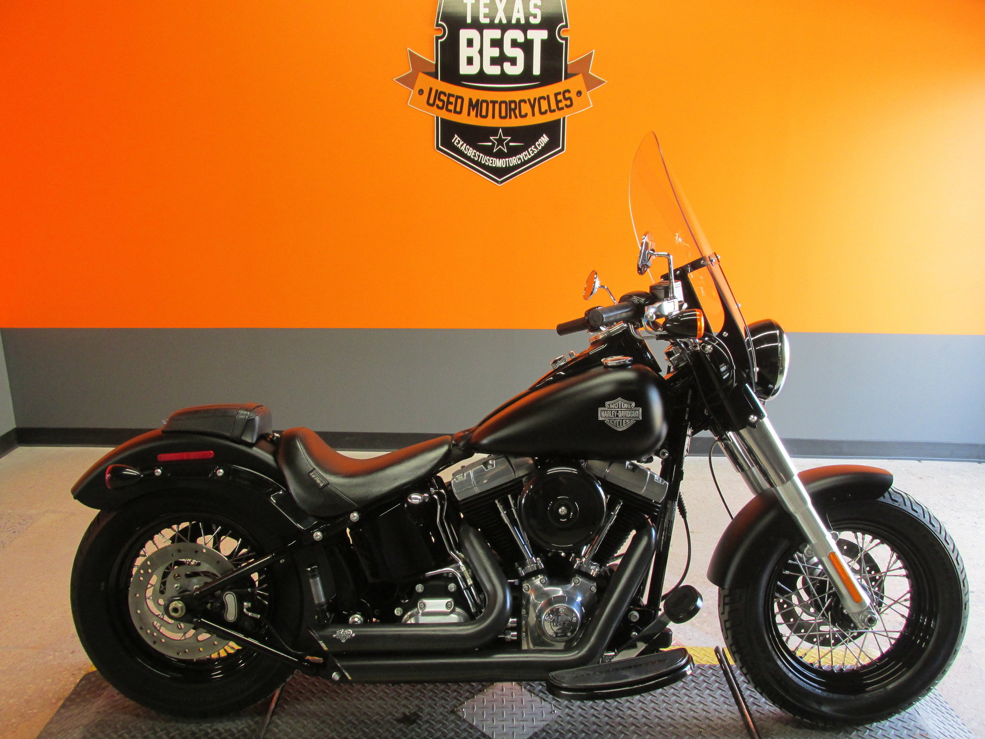 2013 harley davidson softail slim fls for sale 82696 mcg. Black Bedroom Furniture Sets. Home Design Ideas