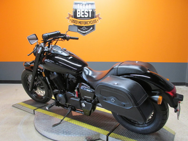 2015 Honda Shadow Phantom Vt750c2b For Sale 84558 Mcg