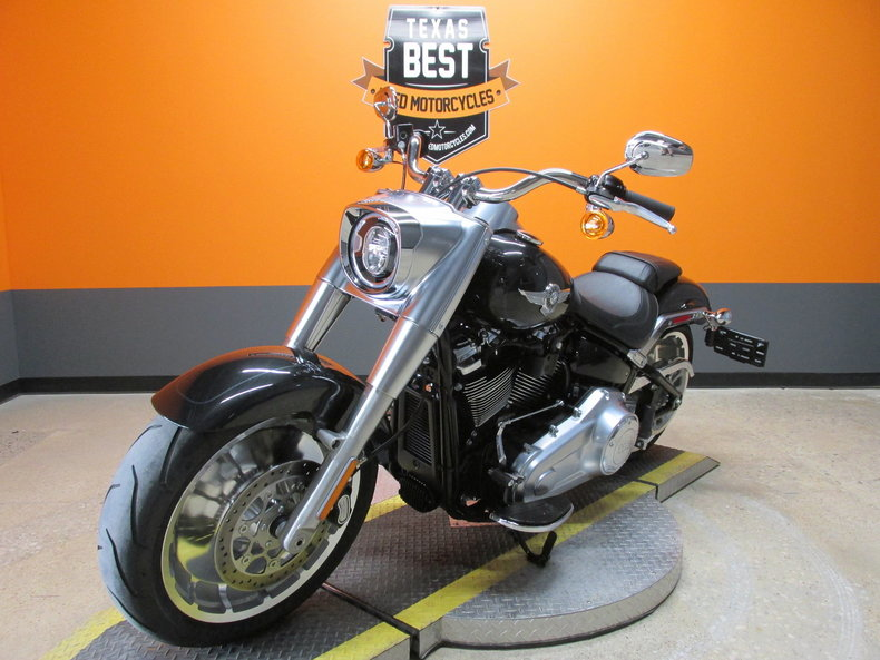 2018 Harley-Davidson Softail Fat Boy S - FLSTFBS for sale ...