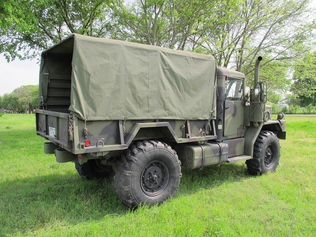 1993 1993 M135-A3 AM General Bug Out Vehicle For Sale