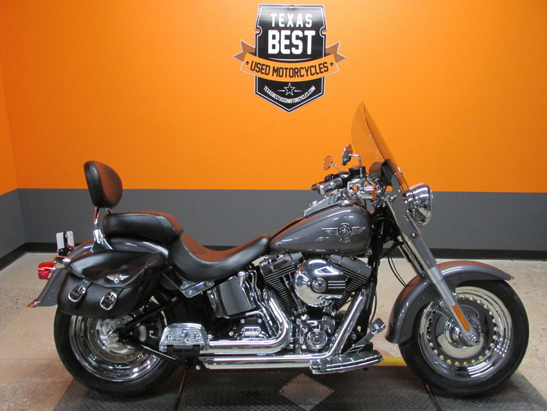 2016 Harley-Davidson Softail Fat Boy