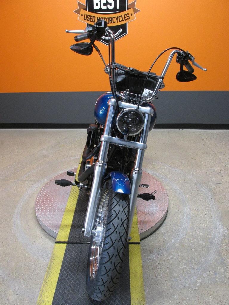 Harley Davidson Dyna Super Glide Custom Fuel Injected