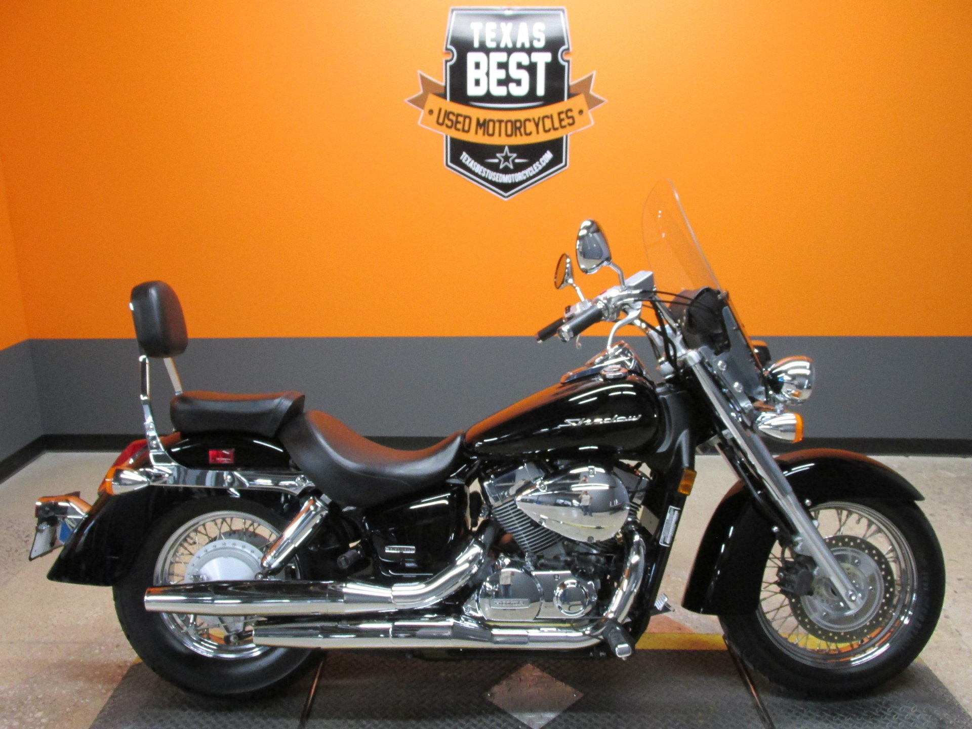 2009 honda shadow aero vt750c for sale 89200 mcg for Washington dc honda dealers