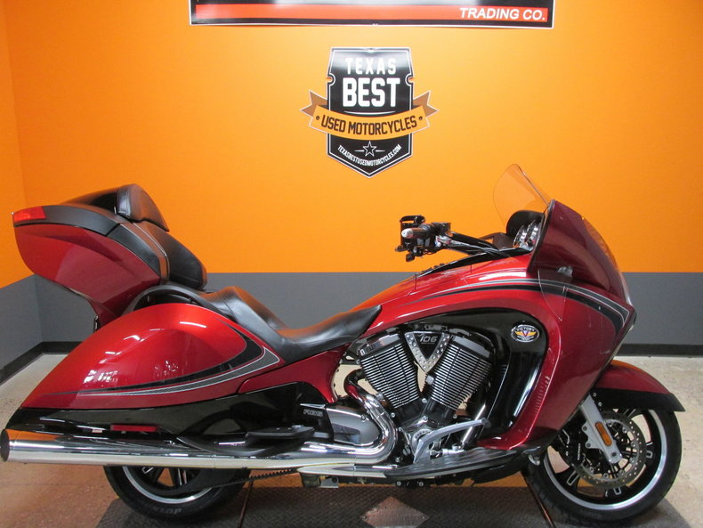 2012 Victory Vision