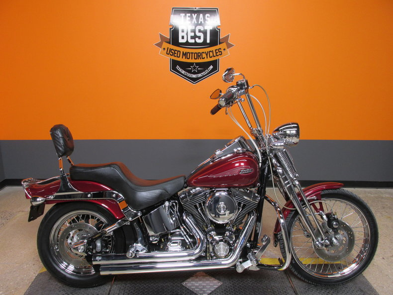 2002 Harley-Davidson Softail Springer