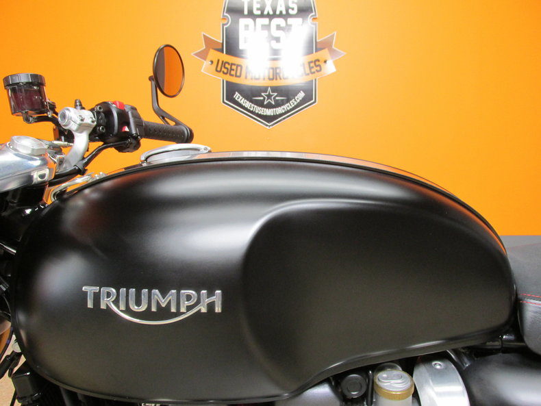Triumph Vehicle