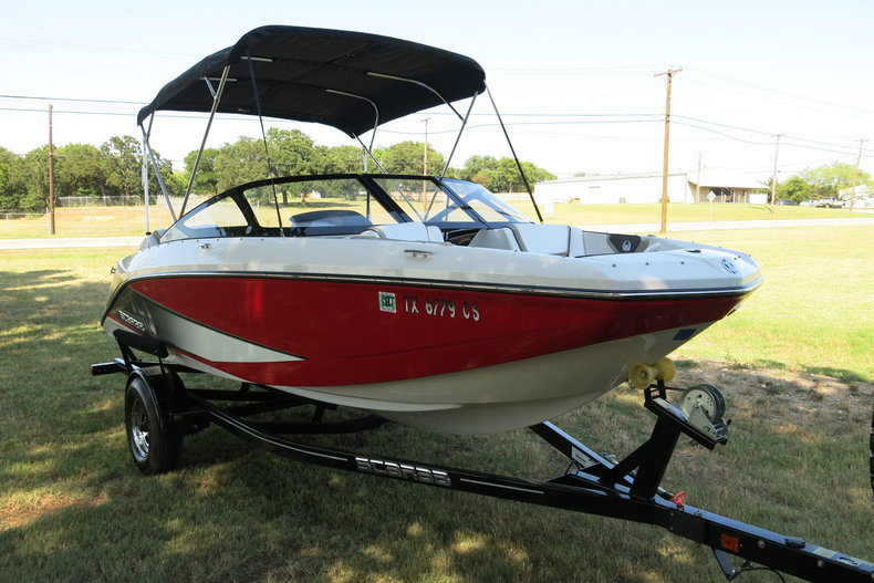 2015 Scarab 195 Bow rider Supercharged