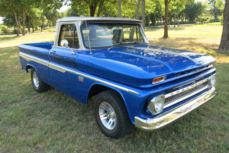 1966 Chevrolet C-10 1/2 ton pick up