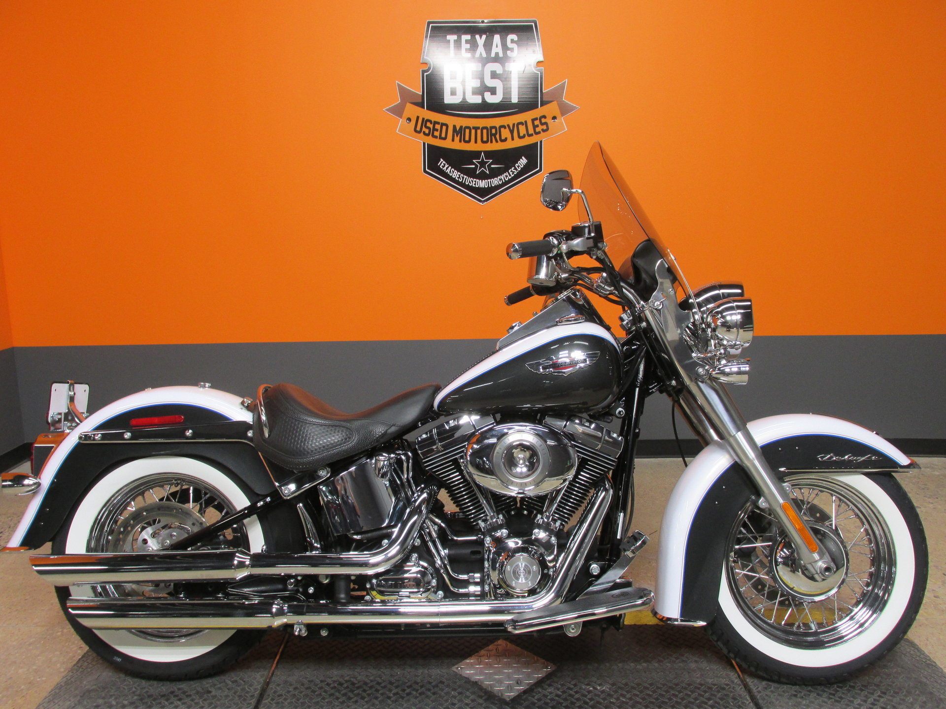 2008 harley davidson softail deluxe flstn for sale 93754 mcg. Black Bedroom Furniture Sets. Home Design Ideas