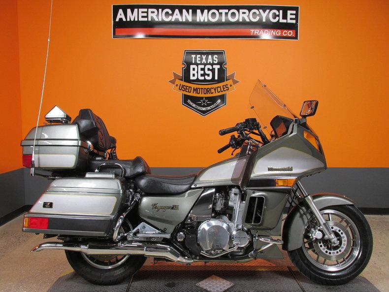 2003 Kawasaki Voyager