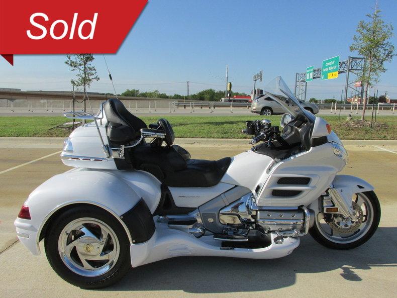2008 Honda Gold Wing Trike