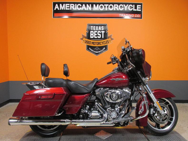 2010 Harley-Davidson Street Glide