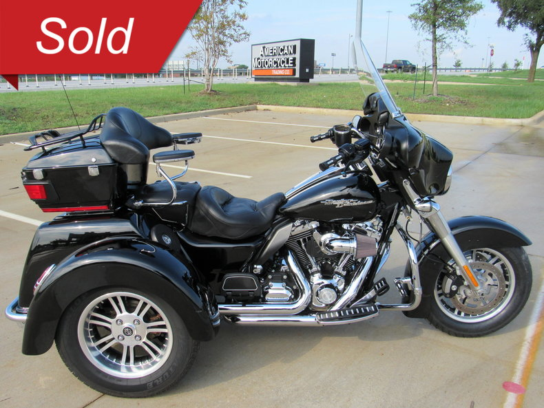 2010 Harley-Davidson Street Glide Trike