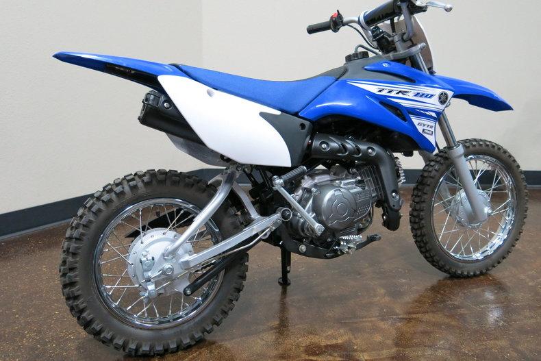 2016 Yamaha TTR 110
