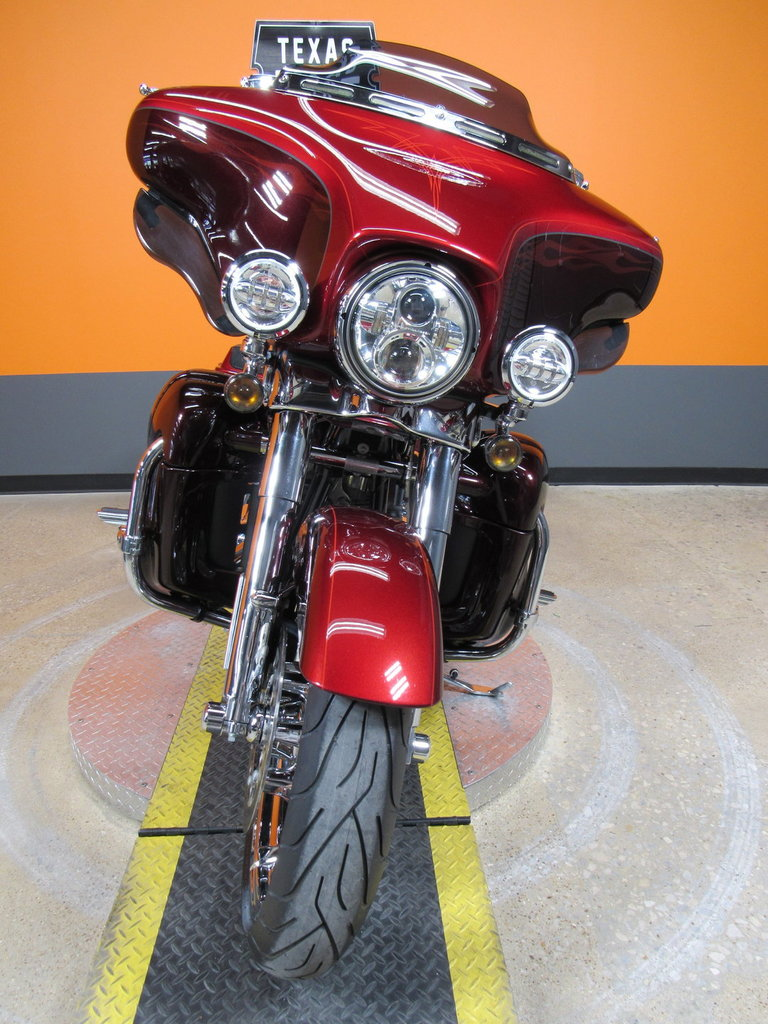 2012 Harley Davidson Cvo Street Glideamerican Motorcycle Trading Glide Flhxse3