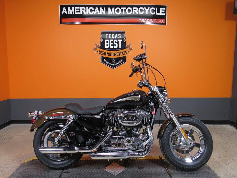 2013 Harley-Davidson Sportster 1200 Custom -XL1200 Anniversary for ...