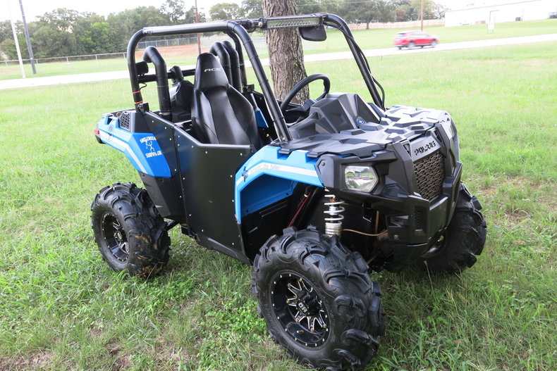 2015 Polaris RZR ACE