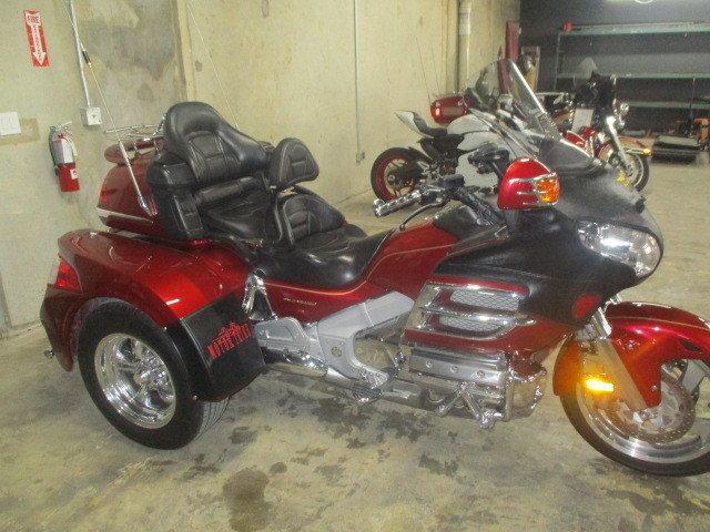 2001 Honda Gold Wing Trike