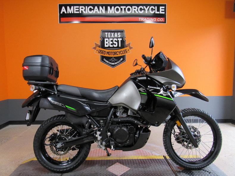 2014 Kawasaki KLR650