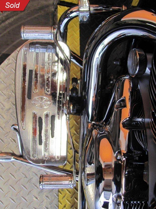 Yamaha Vehicle