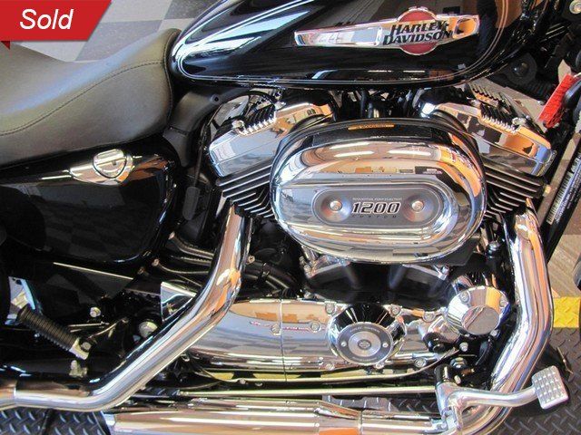 2013 Harley-Davidson Sportster 1200American Motorcycle Trading ...