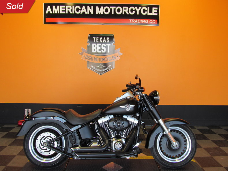 2011 Harley-Davidson Softail Fat Boy