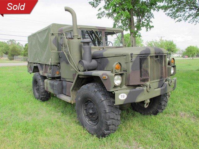 1980 AM General M135-A3