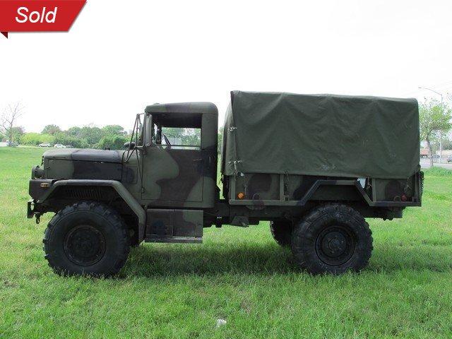 AM General Vehicle