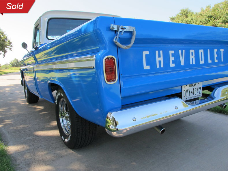 Chevrolet Vehicle
