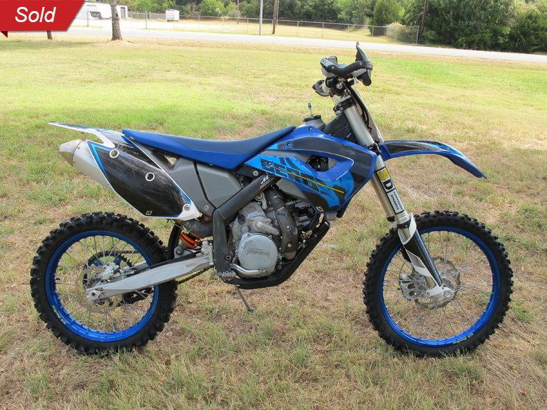 2010 Husaberg FX 450