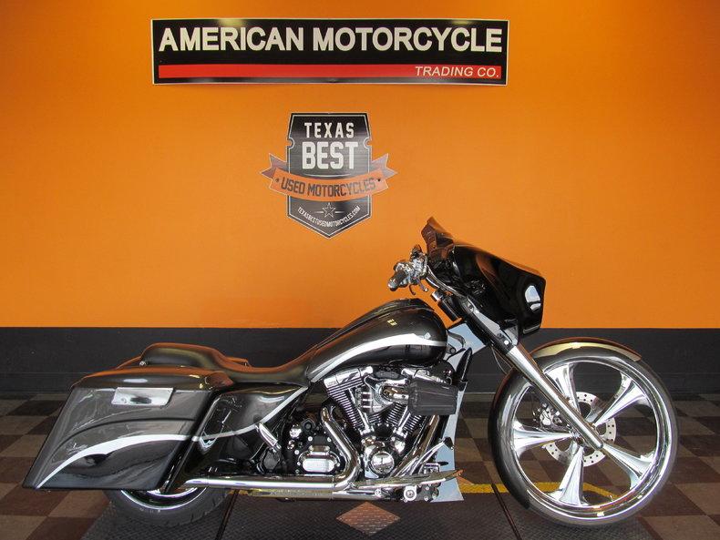 2012 Harley Davidson Street Glide FLHX | American Motorcycle Trading