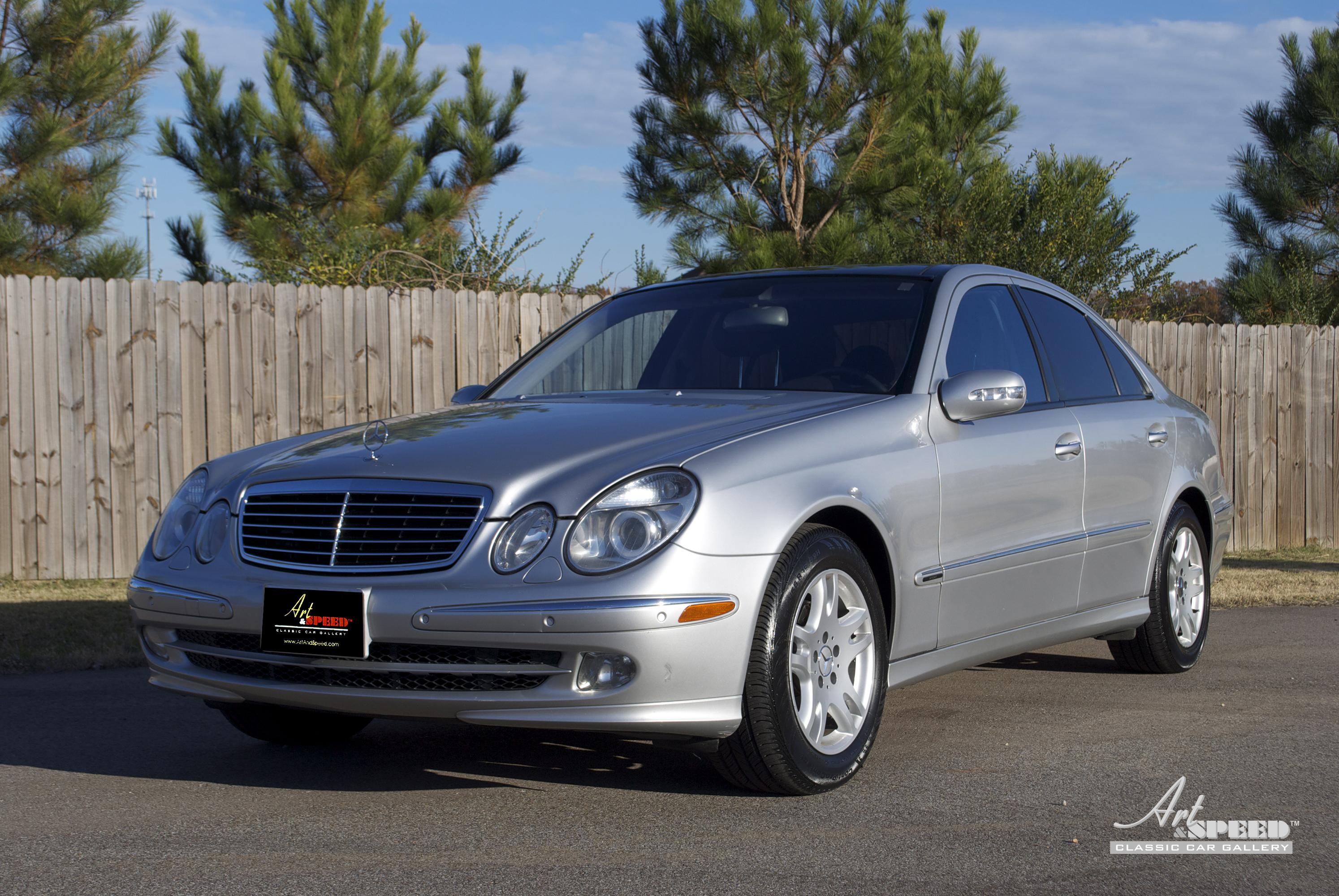 2003 mercedes benz e320 sport art speed classic car for Memphis mercedes benz