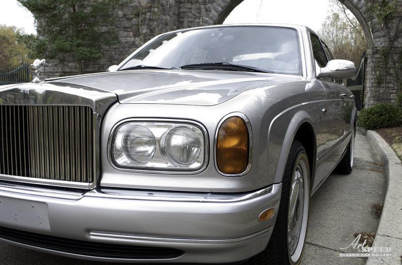 1999 rolls royce silver seraph art speed classic car gallery in memphis tn. Black Bedroom Furniture Sets. Home Design Ideas