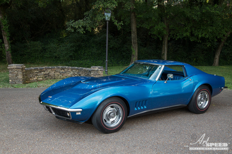 1968 Chevrolet Corvette - Used Chevrolet Corvette for sale in Collierville, Tennessee