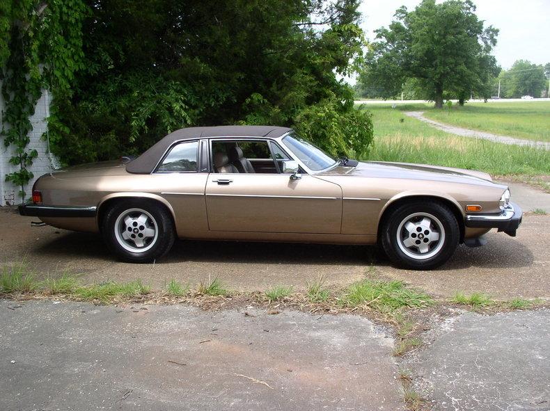 1987 Jaguar Xjsc Art Amp Speed Classic Car Gallery In