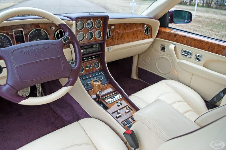 2000 bentley azure art speed classic car gallery in memphis tn. Black Bedroom Furniture Sets. Home Design Ideas