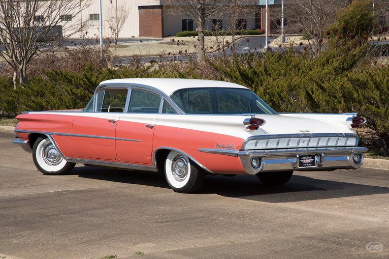 Memphis Design Car >> 1959 Oldsmobile 98 | Art & Speed Classic Car Gallery in Memphis, TN