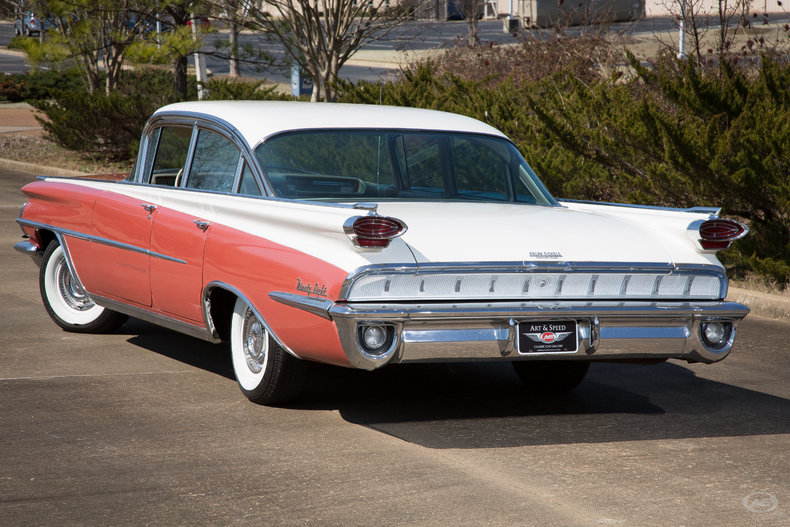 1959 Oldsmobile 98 Art Amp Speed Classic Car Gallery In