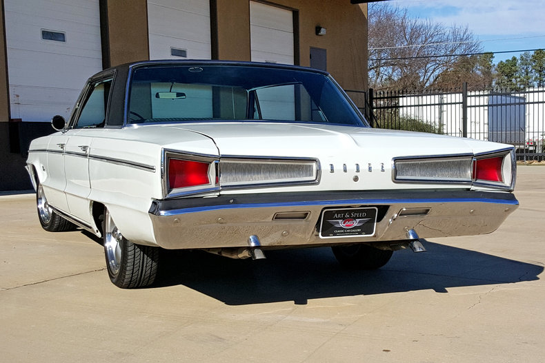 1966 Dodge Polara | Art & Speed Clic Car Gallery in Memphis, TN